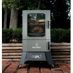 "Masterbuilt チャコール式縦型スモーカー グレー (MB20060321) / VERTICAL SMOKER GRY 29"""