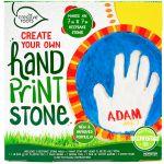 Creative Roots ハンドプリントストーンキット (64914A) / HAND PRINT STONE KIT