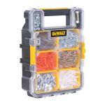 Dewalt 収納オーガナイザー 8セクション (DWST14740) / ORGANIZER 8 SECTION DW