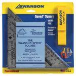 """Swanson スピード定規 7インチ (S0101-C) / SQUARE SPEED 7"""""""