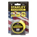 "Stanley   メジャーテープ (33-725)  / RULE TAPE 1-1/4""X25'FAT"