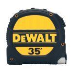 "DEWALT メジャー 35フィート (DWHT33976) / TAPE MEASURE 1-1/4""X35'"