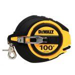 DEWALT テープメジャー 100フィート (DWHT34036L) / TAPEMEASURE100' CLS CASE