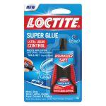 LOCTITE  スーパーグルー ウルトラリキッドコントロール接着剤 (1647358) 6個パック / SUPER GLUE ULTRA LIQUID