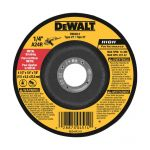 """Dewalt  メタルカッティングホイール (DW4514)  / WHEEL GRIND 4.5"""" METAL"""