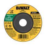 """Dewalt  石材カッティングホイール (DW4528) / WHEEL CUT 4.5""""X1/8""""MASON"""