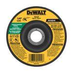 """Dewalt  石材用カッティングホイール (DW4429)  / WHEEL CUT 4""""X1/4""""MASONRY"""
