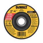 """Dewalt  メタルカッティングホイール (DW4418) / WHEEL CUT 4""""X1/8""""METAL"""