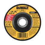 "Dewalt  カッティング/グライディングホイール (DW4518)/ WHEEL CUT 4.5X1/8""METAL"