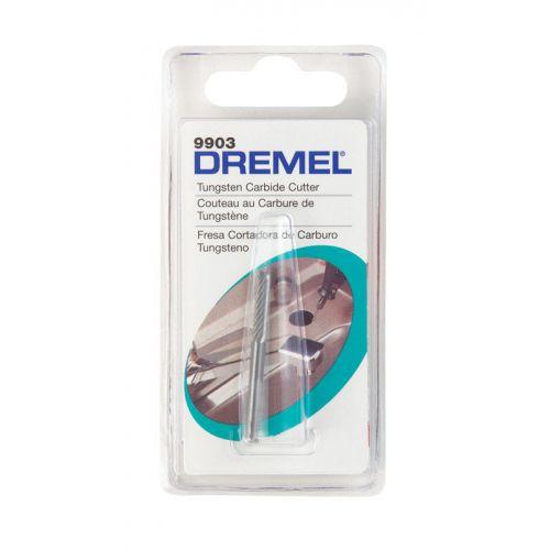 Dremel カーバイトカッター (9903) / CUTTER1/8inch CYL TNGSTN9903