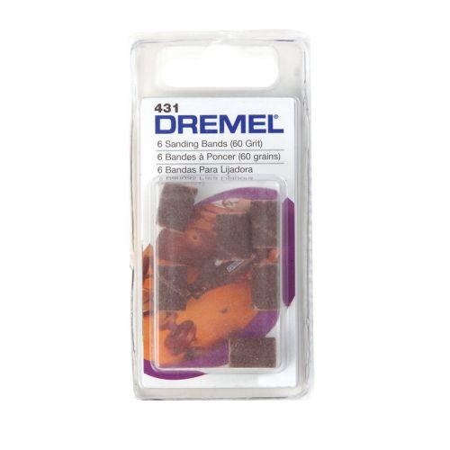 Dremel  ドラムサンダーバンド (431) / SANDDRUM 60GRT CRS PK6