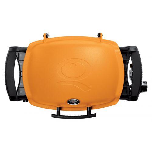 WEBER Q1200  LPガスグリル/オレンジ
