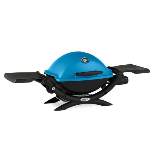 WEBER Q1200 LPガスグリル ブルー