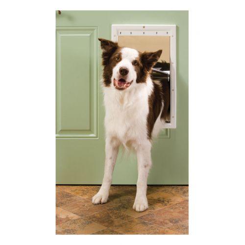 PetSafe  ペット用ドア (PPA00-10960) / PET DOOR PLST LRG