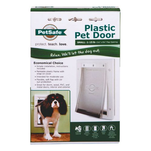 PetSafe  ペット用ドア スモール (PPA00-10958) / PET DOOR PLST SMLPetSafe  ペット用ドア スモール (PPA00-10958) / PET DOOR PLST SML