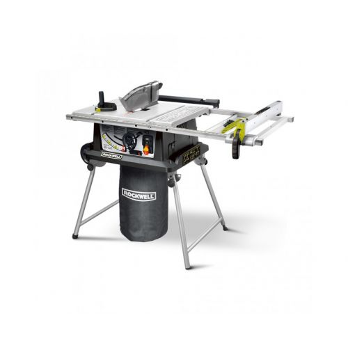 """Rockwell  レーザー付テーブルソー 10インチ (RK7241S) / TABLE SAW WITH LASER 10"""""""
