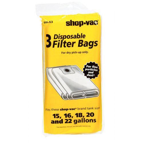 Shop-Vac 使い捨てバッグ