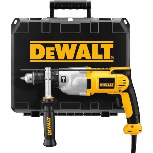 DEWALT 高耐久性ハンマードリル (DWD520K) / HAMMER DRILL 1/2IN VSR