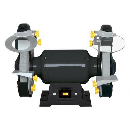 STEEL GRIP ベンチグラインダー (SBG-200A) / BENCH GRINDER 8IN LED