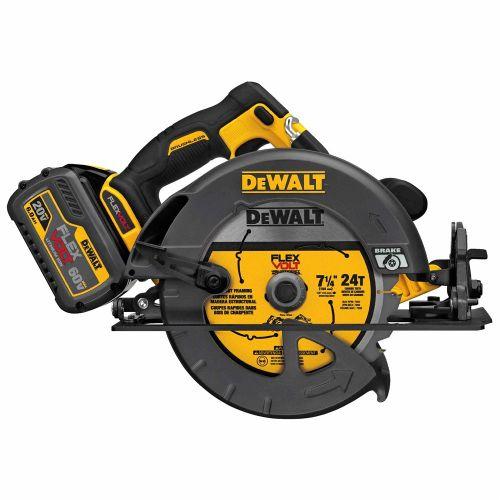 DeWalt サーキュラーソー 7-1/4インチ 60V (DCS575T1) / CIRCULAR SAW 7-1/4IN 60V
