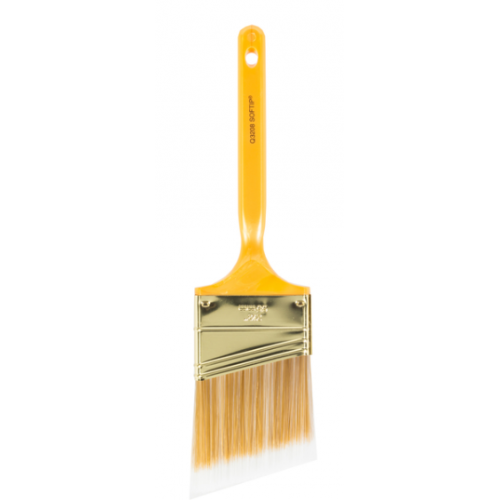 """Wooster Sofitp 角度付トリミングペイントブラシ (Q3208-21/2) /  ANGLE PAINTBRUSH2.5""""SOFT"""