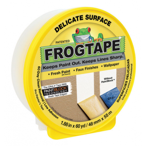 """FrogTape 低強度ペインターテープ (280222) / FROG TAPE DELICATE 1.88"""""""
