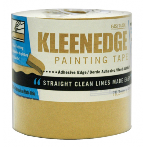 "Trimaco Kleen Edge 中強度ペインターテープ 12個入 (329400) / TAPE KLEENEDGE 3""X180'"