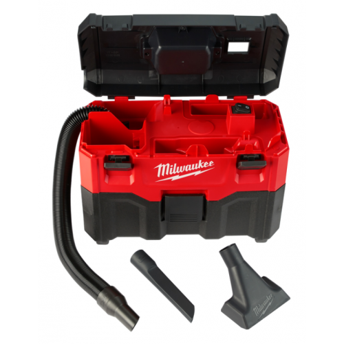 Milwaukee M18 コードレスウェット&ドライバキューム