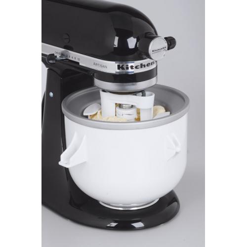 KitchenAid スタンドミキサー用アイスクリームアタッチメント