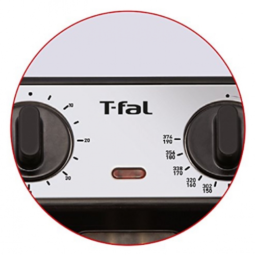 T-Fal ディープフライヤー (FR4049001) / DEEP FRYER 3.17L SLV