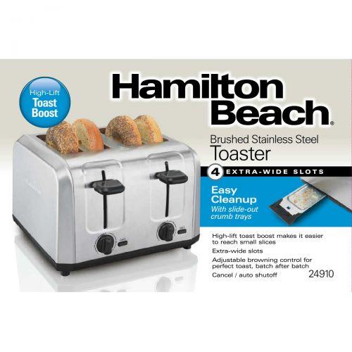 Hamilton Beach 4枚用トースター