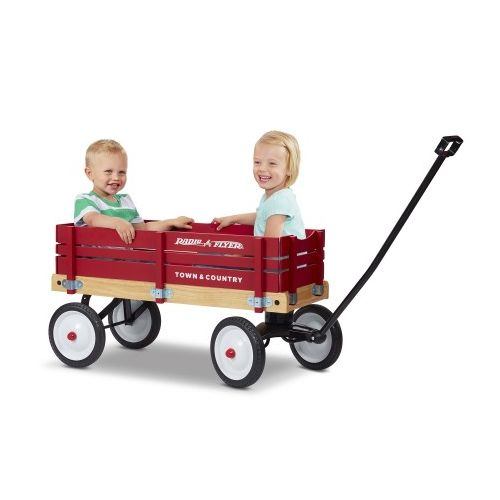 """Radio Flyer Town & Country トイワゴン ( *24) / TOWN&COUNTRY WAGON 36"""""""