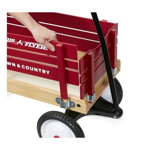 Radio Flyer Town & Country トイワゴン ( *24) / TOWN&COUNTRY WAGON 36""