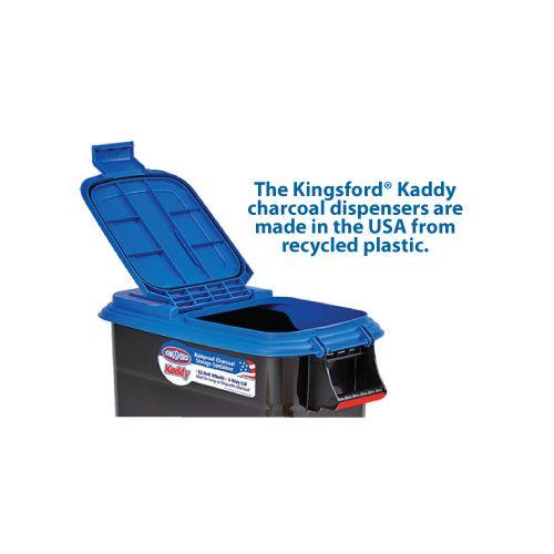 Kingsford Buddeez Kaddy 積み重ね式チャコール収納