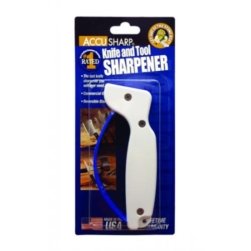 AccuSharp ナイフ&ツールシャープナー (001) / SHARPENER KNIFE ACU-SHRP