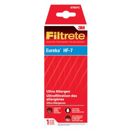 3M Filtrete バキュームフィルター ( 67807C) / VAC FILTER EUR HF-7