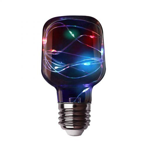 FEIT Electric Fairy マルチカラーLED電球 ( FY/NP/RGB/LED) / BULB LED FAIRY CYL MC 1W