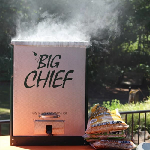 Smokehouse Big Chief Front Load 電気式スモーカー