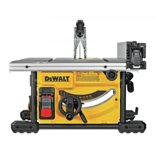 DeWalt コンパクトテーブルソー 8-1/4インチ