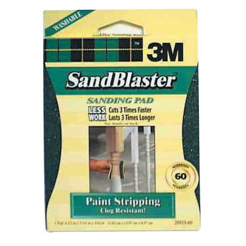 3M  SANDBLASTER サンディングパッド 60グリット (20918-60) / SANDPAD SANDBLSTR 60GR