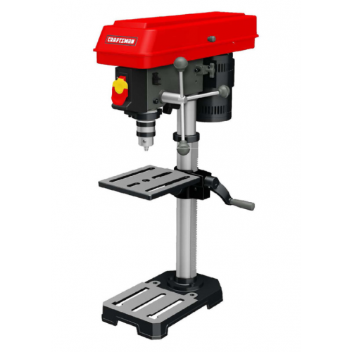 "Craftsman 5スピードドリルプレス (CMXEDAR300) / CM DRILL PRESS 5-SPD 10"""