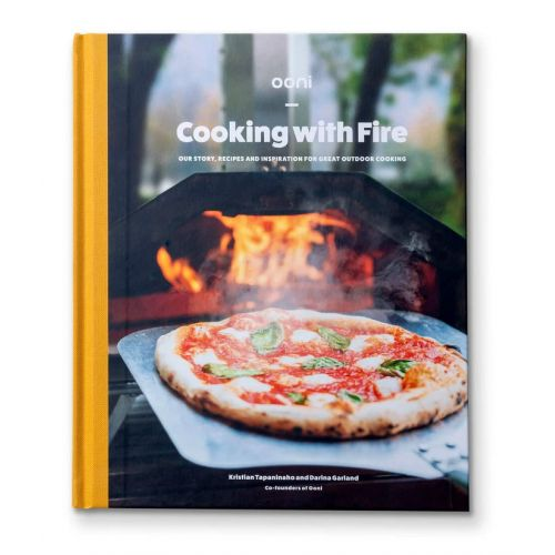 Ooni Cooking with Fire 料理ブック ( UU-P06200) / COOKBOOK COOKING W/FIRE