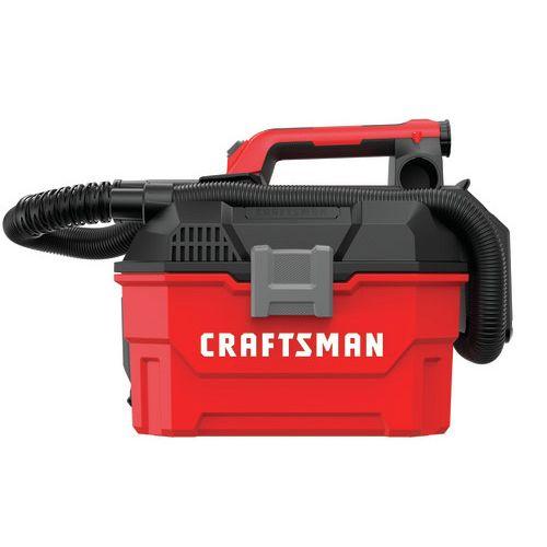 Craftsman V20 ポータブル ウェット&ドライバキューム (CMCV002B) / CM V20 WET/DRY VAC 2GL