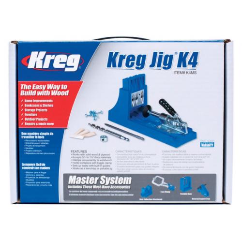 Kreg Kreg Jig ポケットホールジグ (K4MS) / KREG K4 JIG SYSTEM