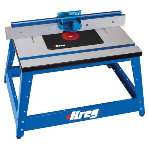 Kreg 精密ベンチトップルーターテーブル (PRS2100) / KREG BENCHTOP ROUTER TBL