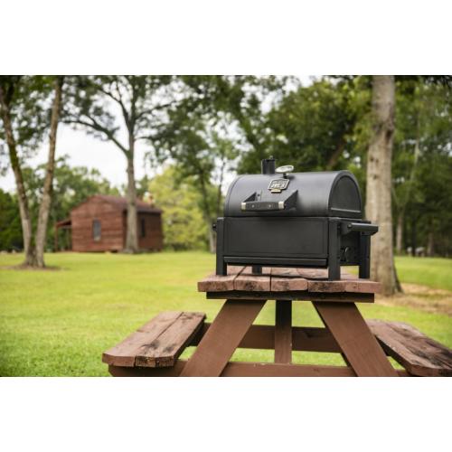 Oklahoma Joe's Rambler チャコールグリル (19402088) / GRILL T/T CHAR OKJO BLK
