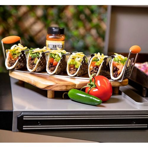Blackstone タコス用トレー (5438) / BLKSTNE TACO TRAY 17X5""