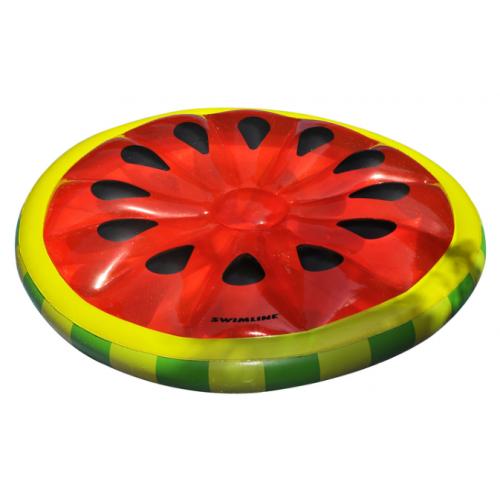 International Leisure  スイカ型プールフロート (90544) / INT POOL FLOAT WATERMLN