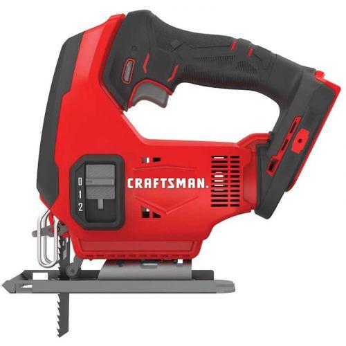 "Craftsman コードレスジグソー (CMCS600B) / 20V MAX JIGSAW 11/16""CL"