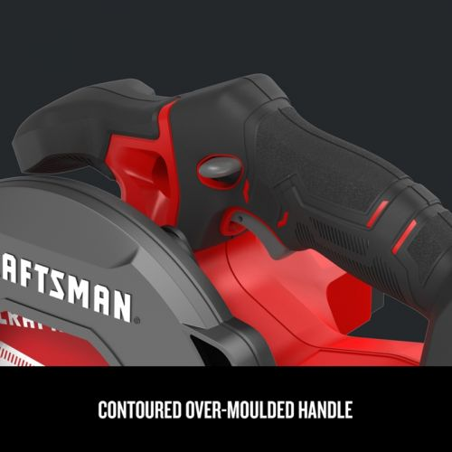 "Craftsman コードレスサーキュラーソー (CMCS500B) / 20V MAX CIRC SAW 6.5""CL"